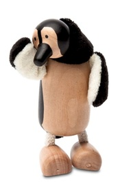 Anamalz: Wooden Figure - Penguin