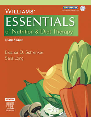 Williams' Essentials of Nutrition and Diet Therapy by Eleanor D. Schlenker image