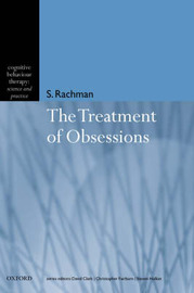 The Treatment of Obsessions by Stanley J Rachman image