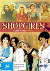 Shopgirls - Series 2 (3 Disc Set) on DVD