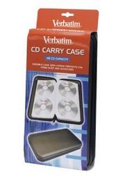 Verbatim CD Carry Case 48 Capacity