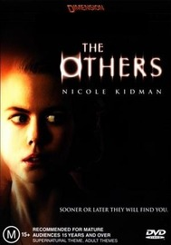 The Others on DVD image