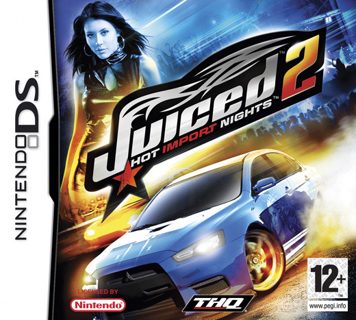 Juiced 2: Hot Import Nights for Nintendo DS