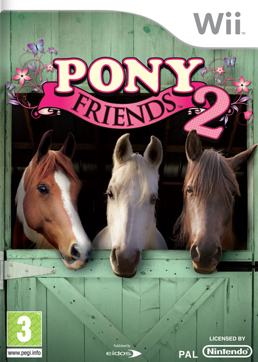 Pony Friends 2 for Nintendo Wii