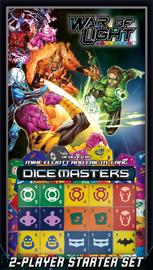 DC Dice Masters: War of Light - Starter Set