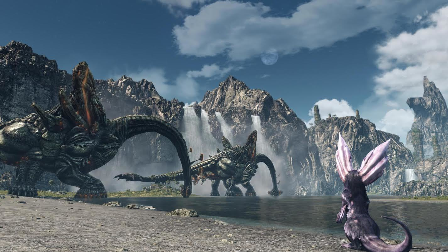 Xenoblade Chronicles X for Wii U image