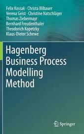 Hagenberg Business Process Modelling Method by Felix Kossak