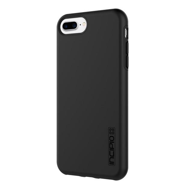 online store f4083 71b99 Incipio DualPro Case for iPhone 7 Plus/8 Plus - Black/Black | at ...