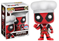 Marvel: Deadpool (Chef) Pop! Vinyl Figure (LIMIT - ONE PER CUSTOMER)