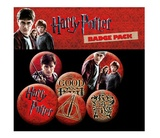 Harry Potter: Icons - Pin Badge Set