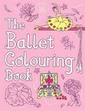 The Ballet Colouring Book by Ann Kronheimer