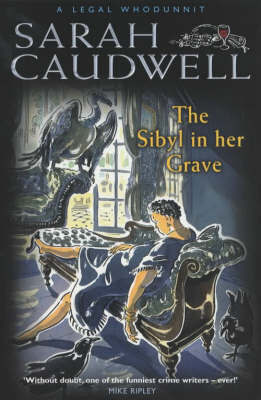 The Sibyl in Her Grave by Sarah Caudwell image