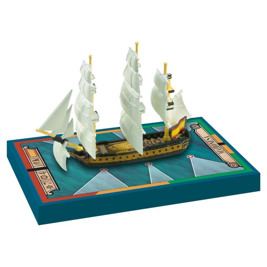 Sails of Glory - Mahonesa 1789 / Ninfa 1795 image