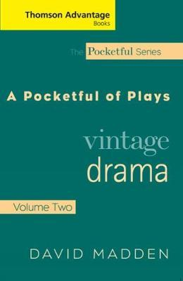 Cengage Advantage Books: Pocketful of Plays by David Madden image