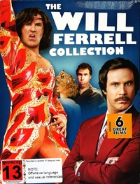 The Will Ferrell Collection on DVD