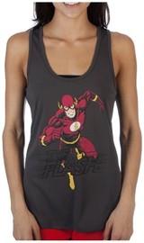 DC Comics: The Flash - Mesh Back Tank-Top (Medium)