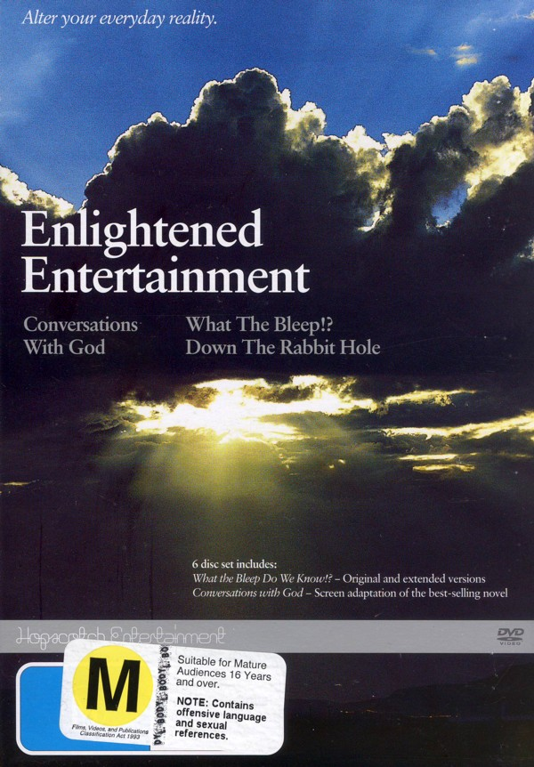 Enlightened Entertainment (Conversations With God / What The Bleep!?) (6 Disc Box Set) on DVD image