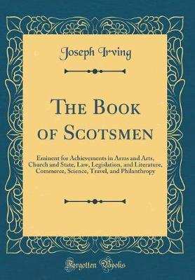 The Book of Scotsmen by Joseph Irving image