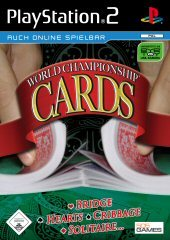 World Championship Cards for PlayStation 2