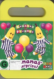 Bananas In Pyjamas - Bananas Surprise on DVD image