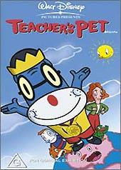 Teacher's Pet on DVD