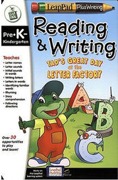 LeapPad Read and Write Book: Tads Great Day image
