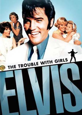 The Elvis: Trouble With Girls on DVD image