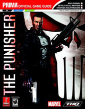 The Punisher - Prima Official Guides for PlayStation 2