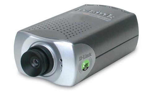 D-Link Securicam Network Internet Camera  DCS-3220