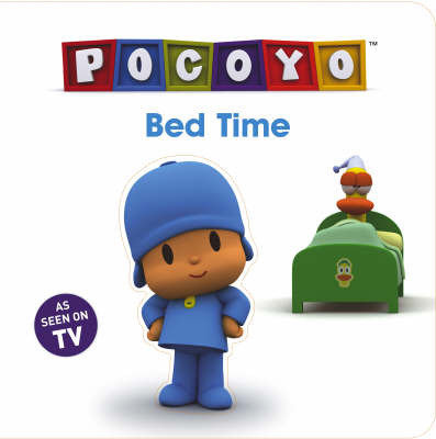 Pocoyo Bed Time by * Anonymous