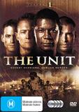 The Unit - Season 1 (4 Disc Set) on DVD