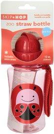 Skip Hop: Zoo Straw Bottle - Ladybug