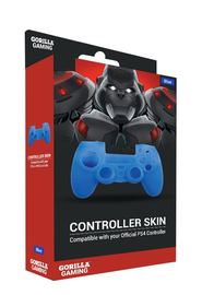 Gorilla Gaming PS4 Controller Skin Blue for PS4