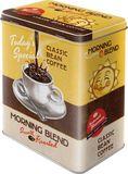 Morning Blend Retro Storage Tin - Coffee (Large)