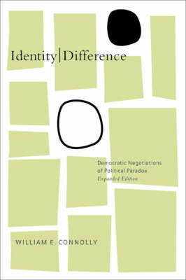 Identity/Difference by William E Connolly image
