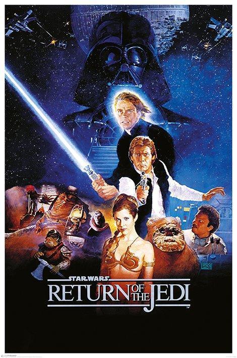 Star Wars Return of the Jedi Wall Poster (187)