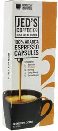 Jed's - Espresso Capsule #2