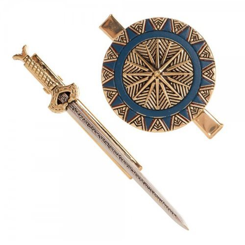 Wonder Woman: Sword & Shield - Hair Clip Set image