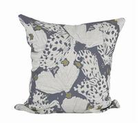 Raine & Humble Cushion Flutterby Cygnet - Grey (50X50cm)