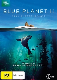 Blue Planet II on DVD