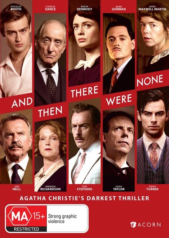 And Then There Were None on DVD
