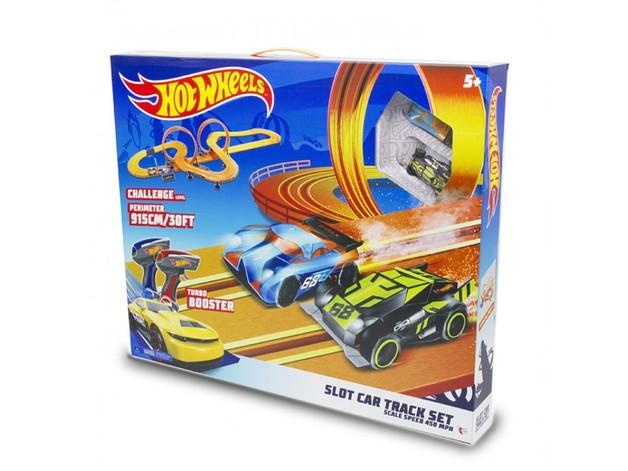 Hot Wheels: Electric Slot Track Set - (915cm)