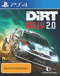DiRT Rally 2.0 for PS4