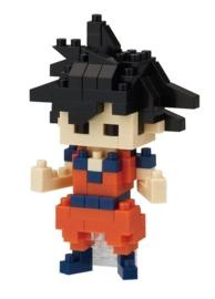 nanoblock: Dragon Ball Z - Goku