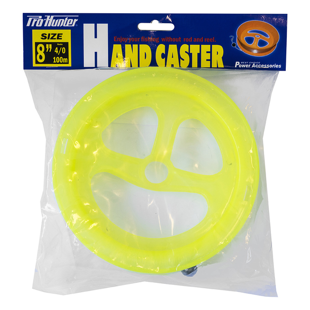 """Pro Hunter Hand Caster 40lb 8"""""""