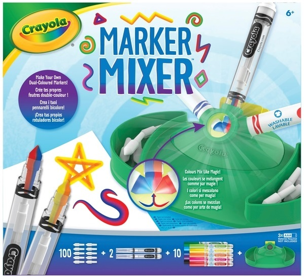 Crayola - Marker Mixer