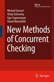 New Methods of Concurrent Checking by Michael Goessel