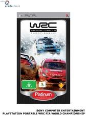 WRC for PSP