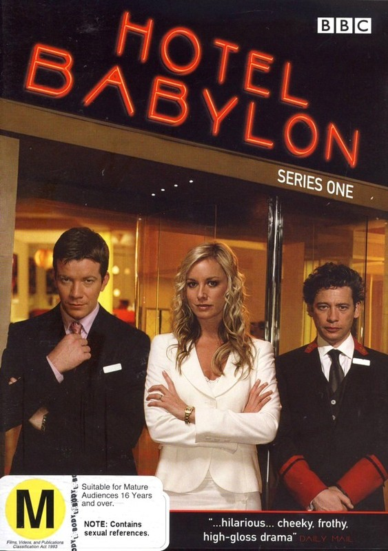 Hotel Babylon - Series 1 (2 Disc) on DVD