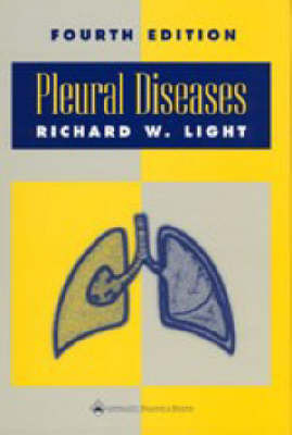 Pleural Diseases by Richard W. Light